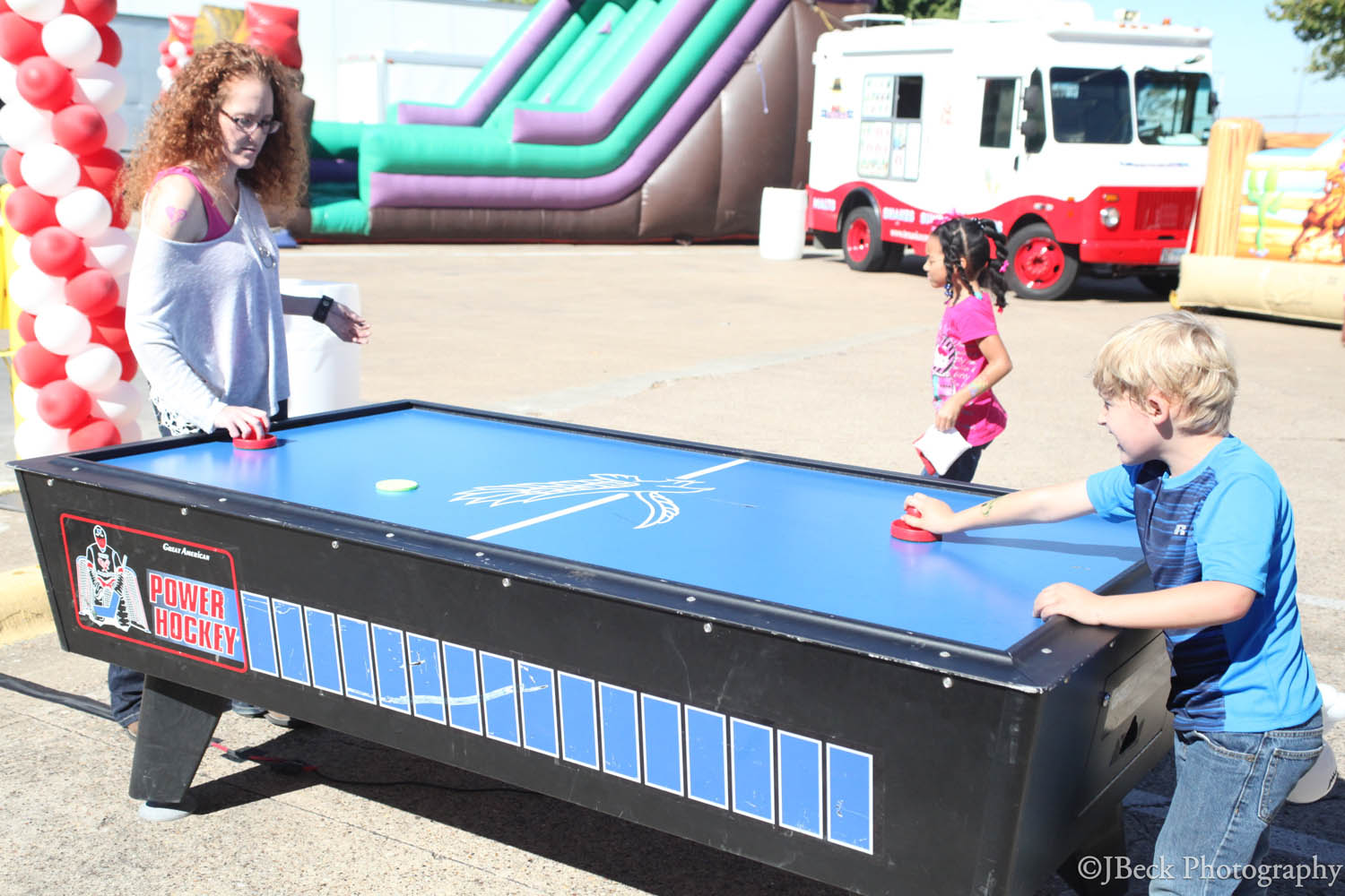 Air Hockey Rentals for Corporate Events