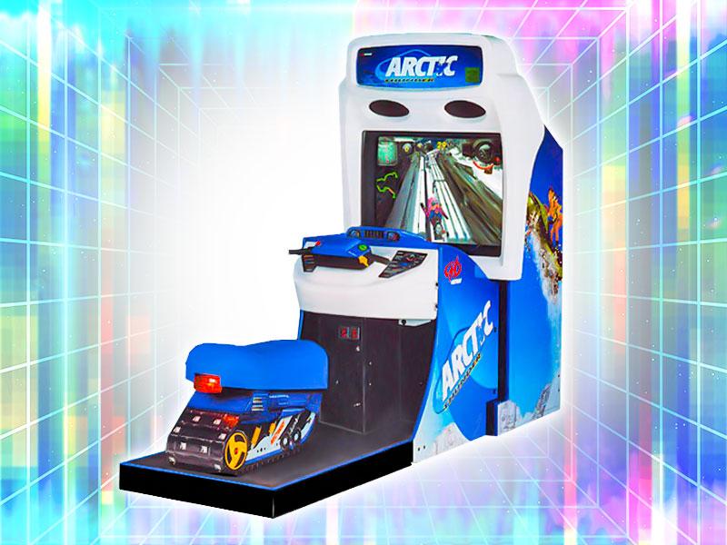 Arctic Thunder Arcade Racing Game Rental