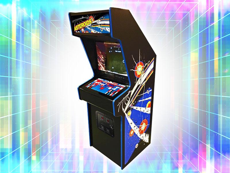 Asteroids Arcade Game Rental