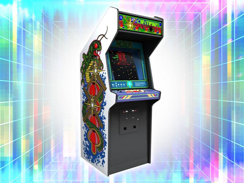 Centipede Arcade Cabinet Rental