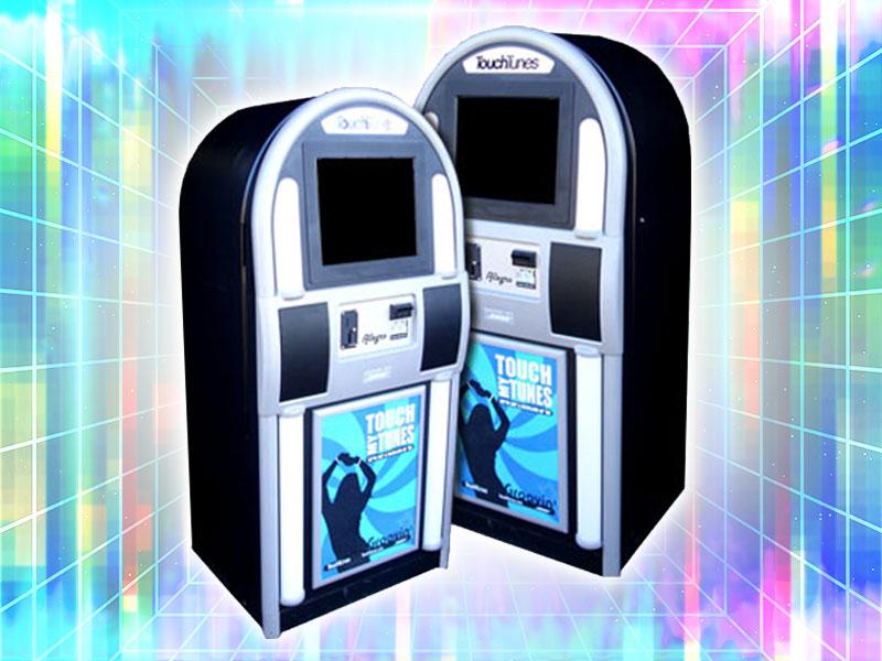 Digital Jukebox Rental