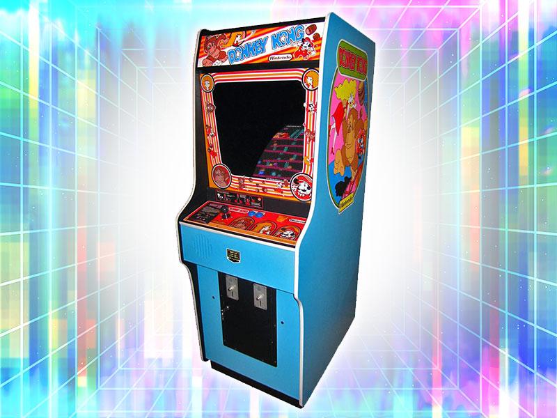 Donkey Kong Arcade Cabinet Rental