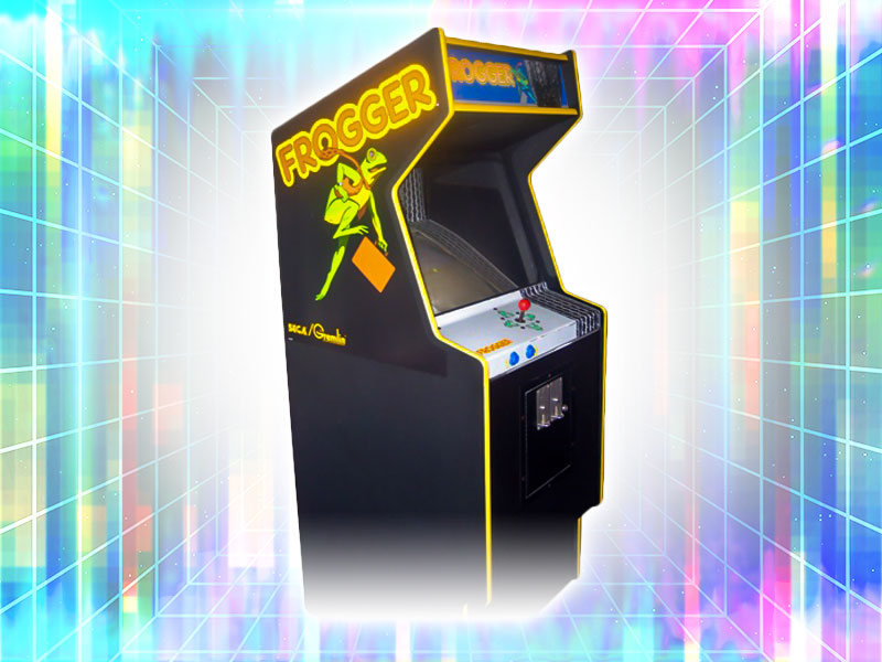 Frogger Arcade Machine Rental