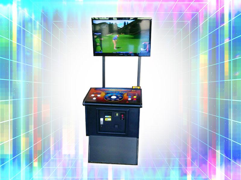 Golden Tee Golf Game Arcade Rental
