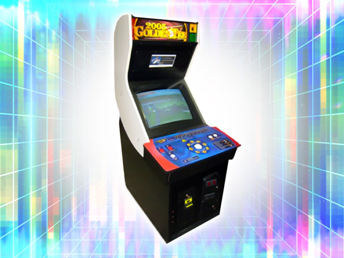 Golden Tee Fore 2005 ($150)