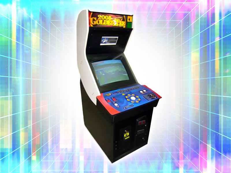 2005 Golden Tee Fore Arcade Game Rental