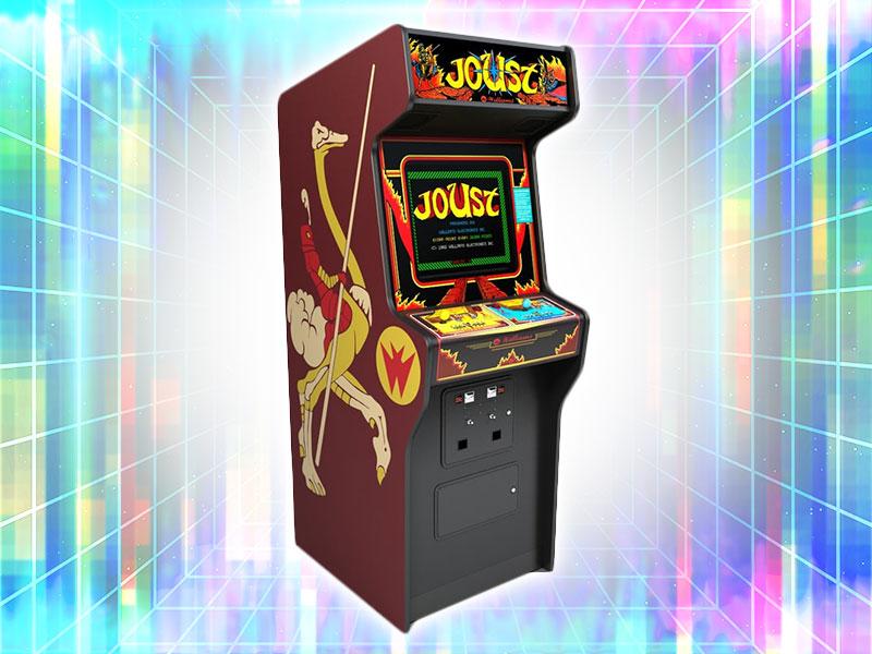 Joust Classic Arcade Game Rental