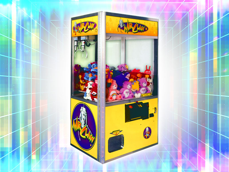 Mr Claw Crane Game Rental