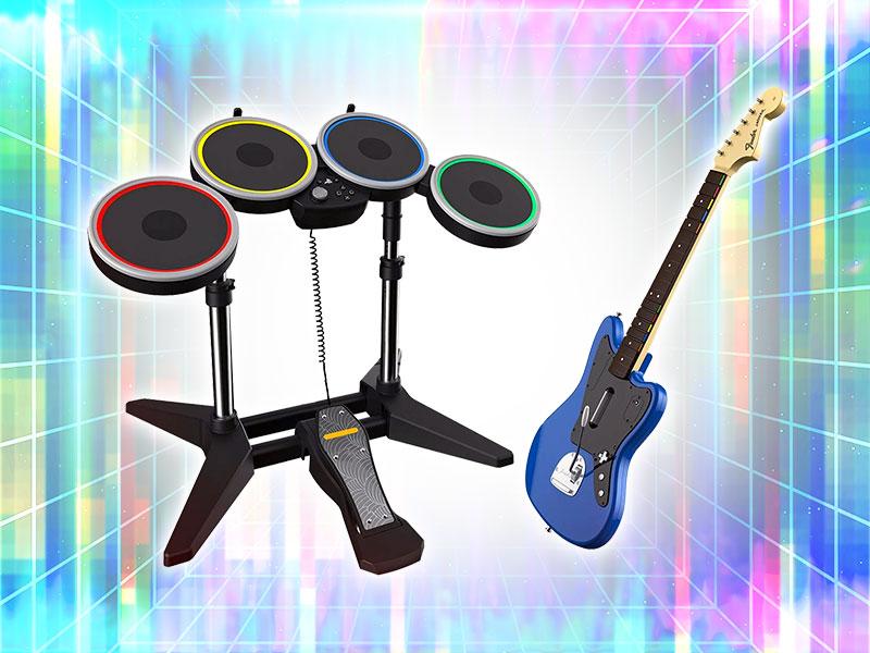 Rock Band Game Rental