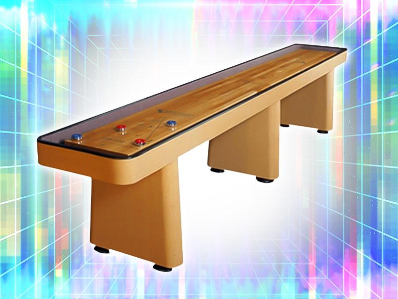 Shuffleboard Arcade Game Rental