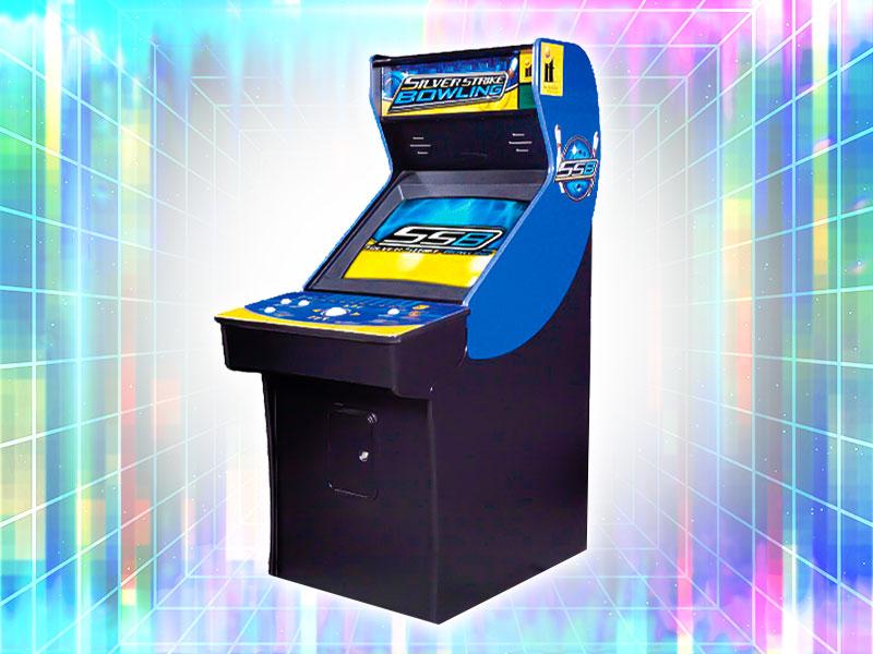 Silver Strike Bowling Arcade Cabinet Rental