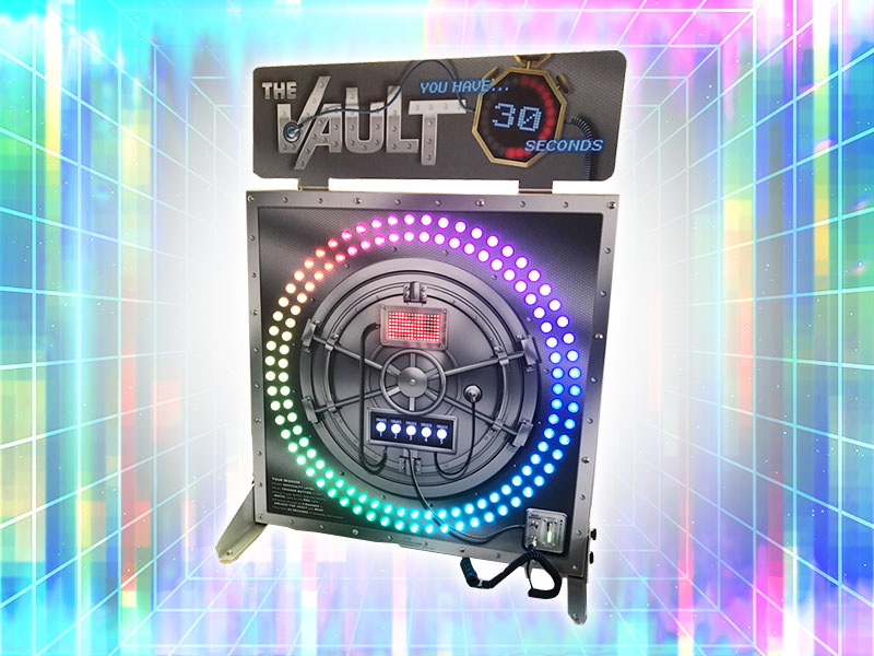 The Vault Table Game Rental