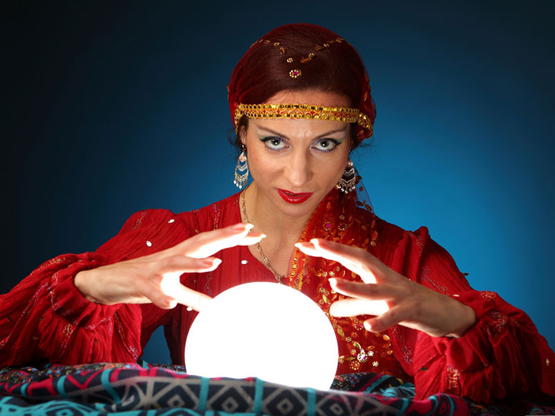 Book a fortune teller for event