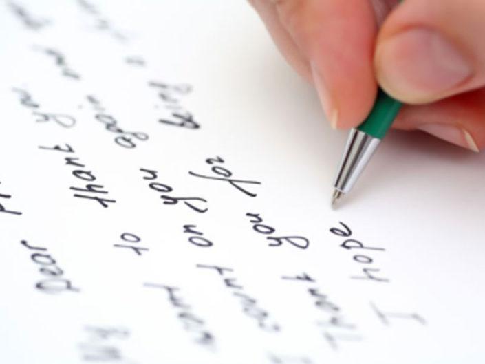 Handwriting Analysis ($200)