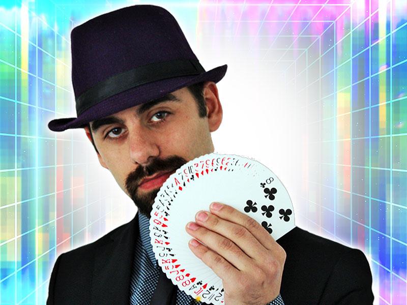 Magician Event Rental