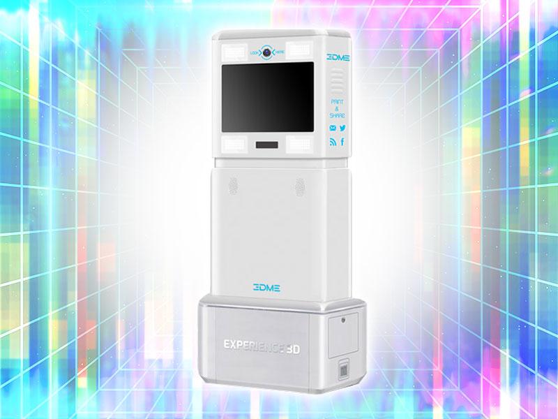 3D Photobooth Rental