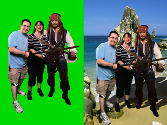 Green Screen Photography ($975)