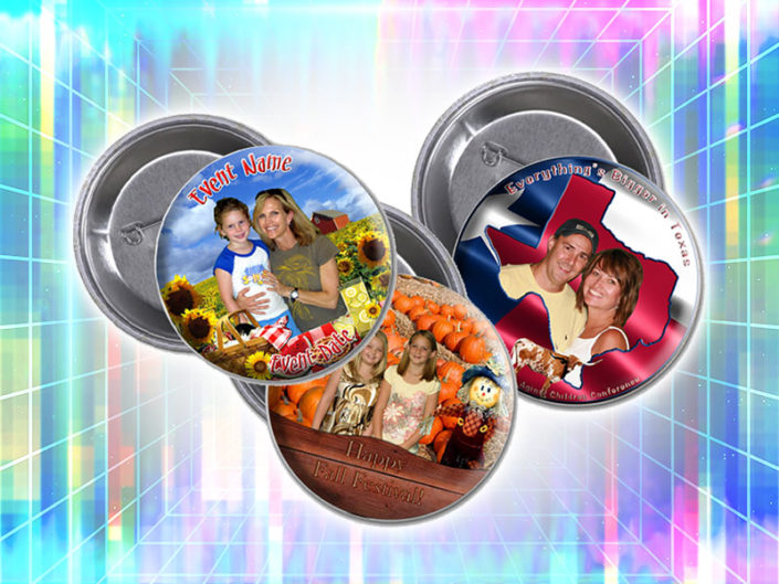 Photo Buttons ($875)