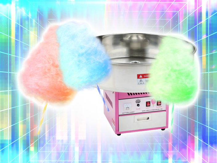 Cotton Candy Machine ($75)