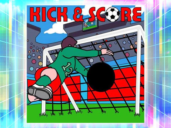 Kick and Score Soccer ($50)