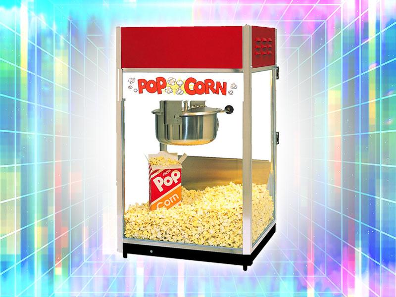 Rent popcorn machine Houston