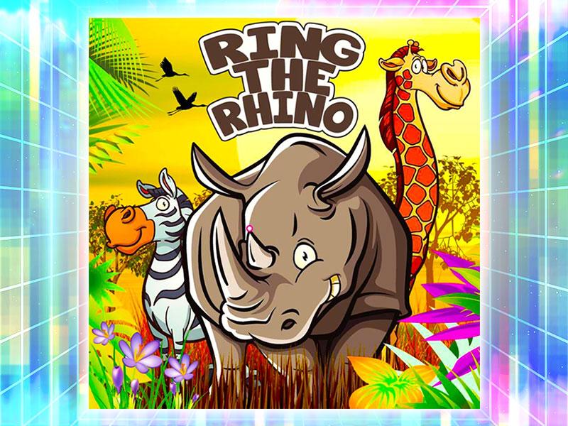 Rhino Ring Throw Game