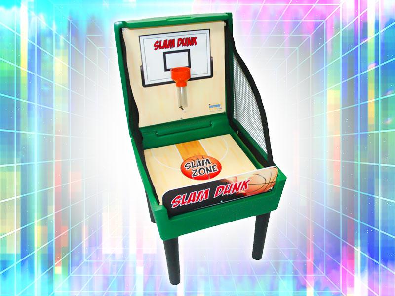 Slam Dunk Carnival Game Rental