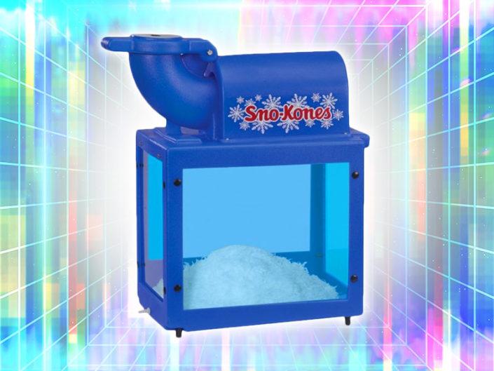 Snow Cone Machine ($90)