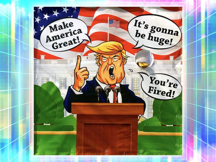Trump Toss ($50)