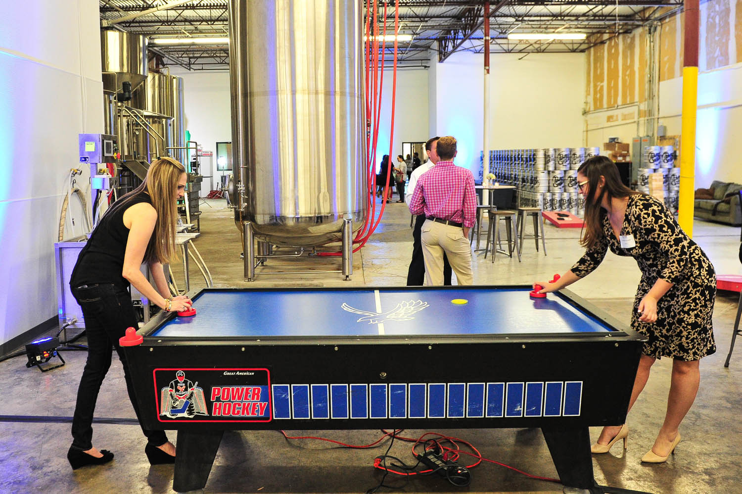 Rent Hockey Table for Company Party