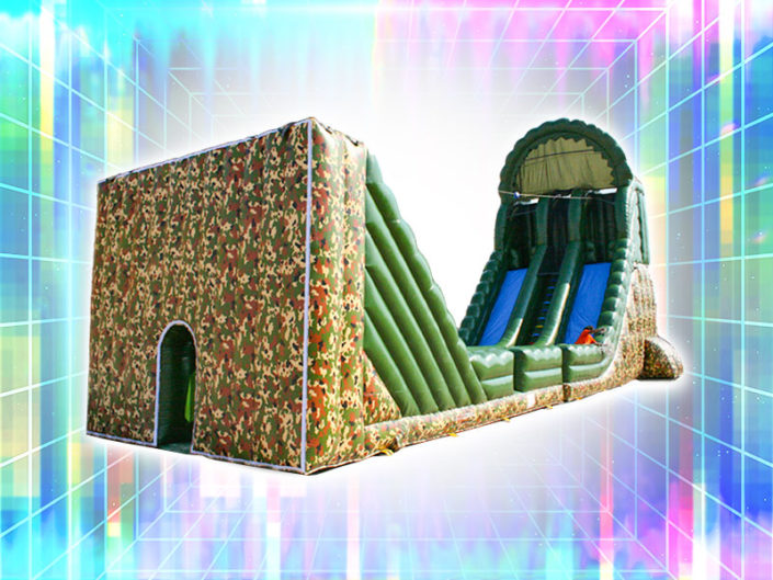 Boot Camp Inflatable Zip Line ($2000)