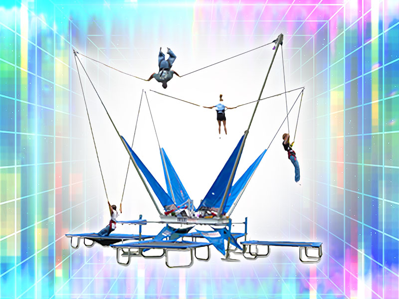 Trampoline Party Rental
