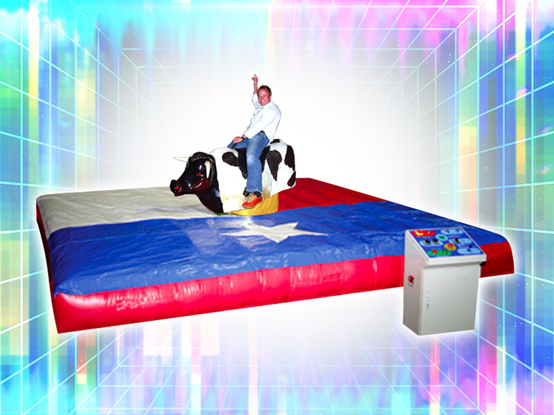 Mechanical Bull Riding Game