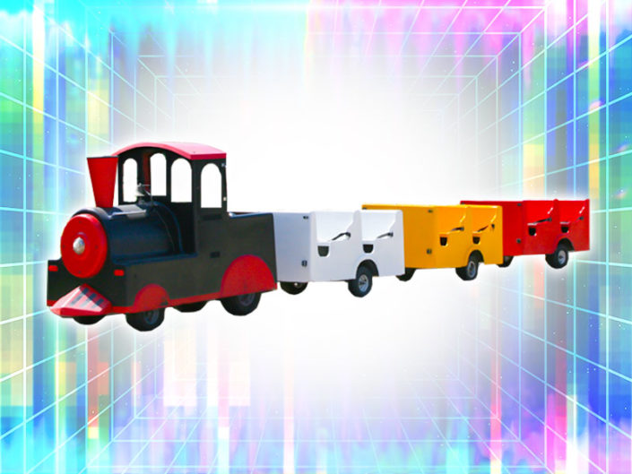 Trackless Train ($550)