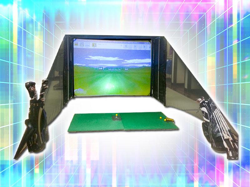 Golf Simulation Rental