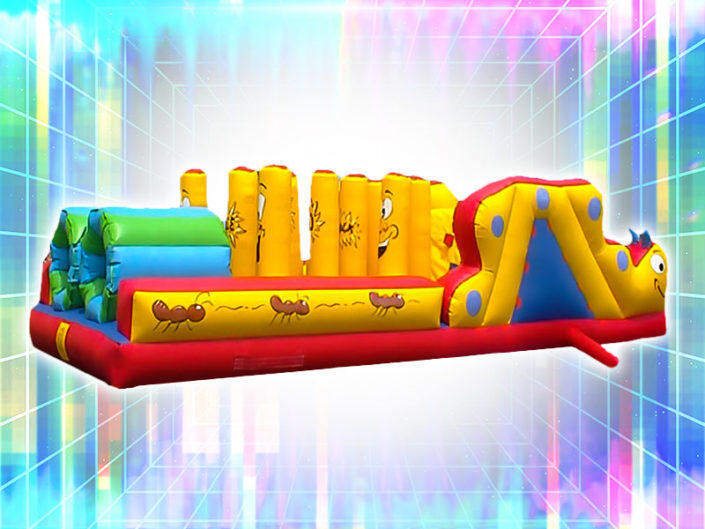 A Bug's Life Obstacle Course ($525)