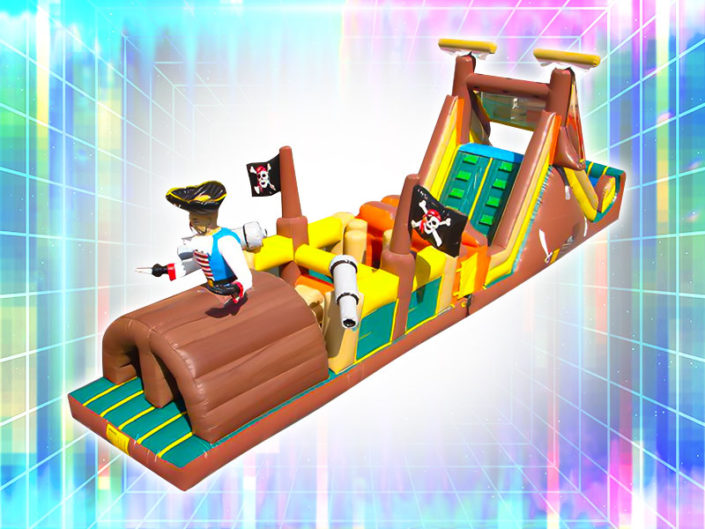 Pirate Challenge Obstacle Course ($525)