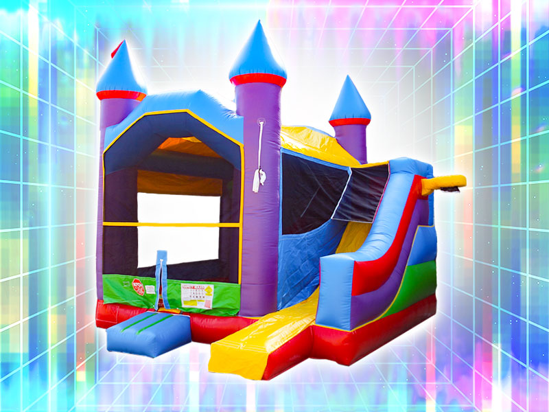 Bounce House and Slide Rental