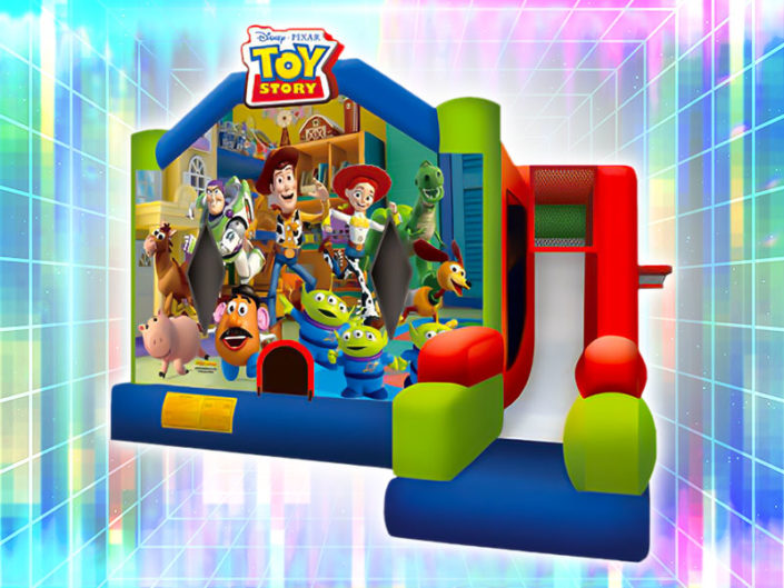 Toy Story Bounce House Combo ($225)