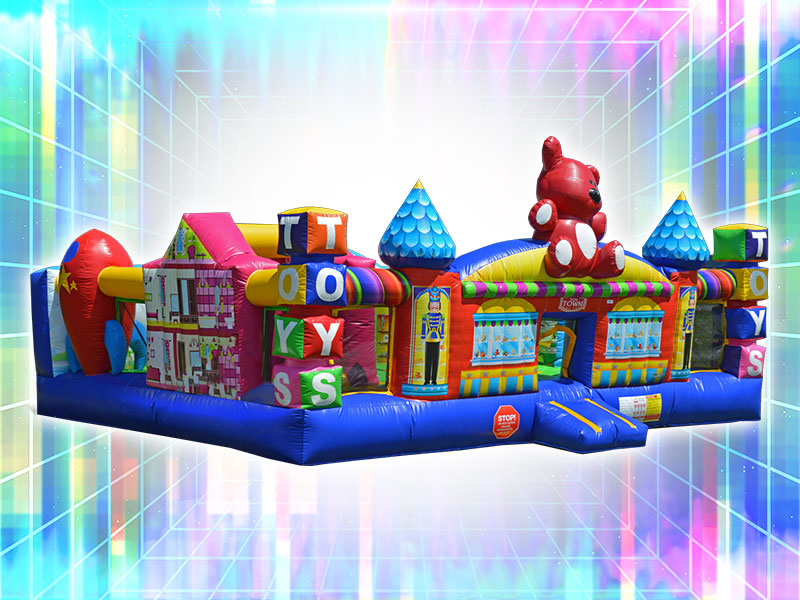 Rent Inflatable Playplace