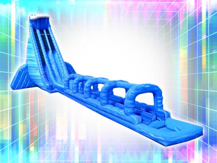 Blue Crush Wet/Dry Slide ($975)