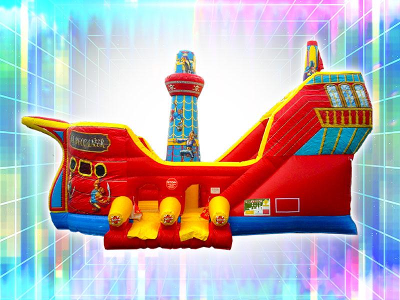 Inflatable Playground Rental