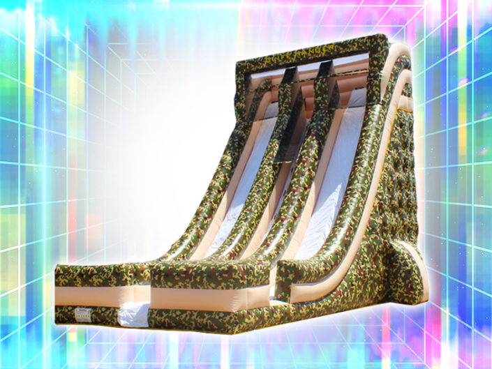 Cliffhanger Camouflage Dry Slide ($675)