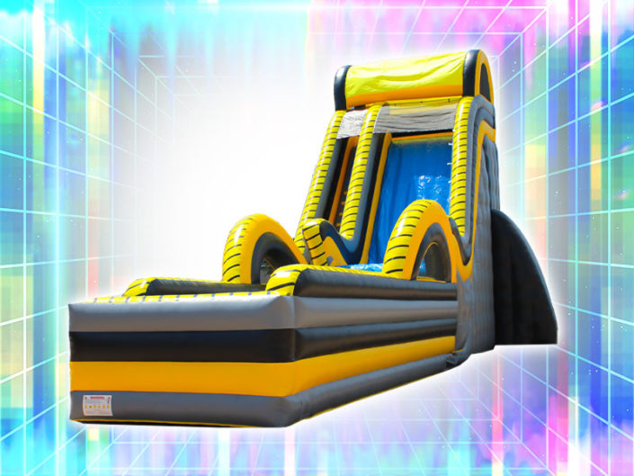 Full Throttle Water Slide ($975)