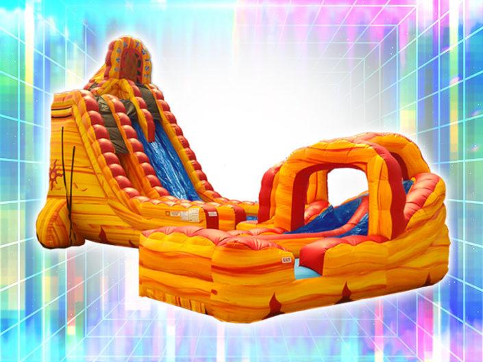 Lava Twist Wet/Dry Slide ($875)