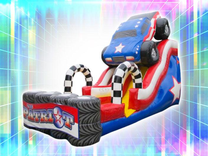The Patriot Wet/Dry Slide ($225)