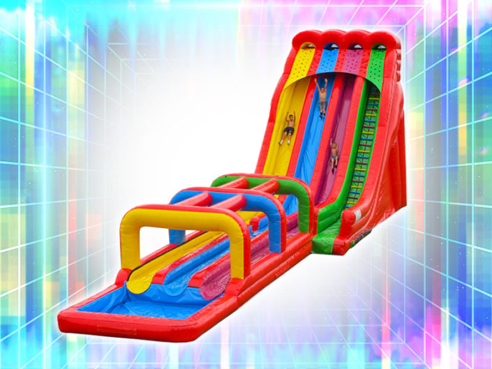 The Triple Lindy Wet/Dry Slide ($875)