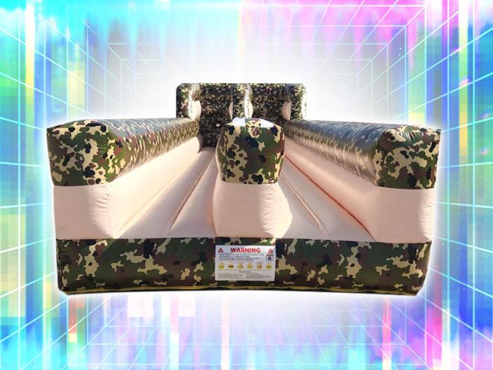 Camouflage Bungee Run ($525)