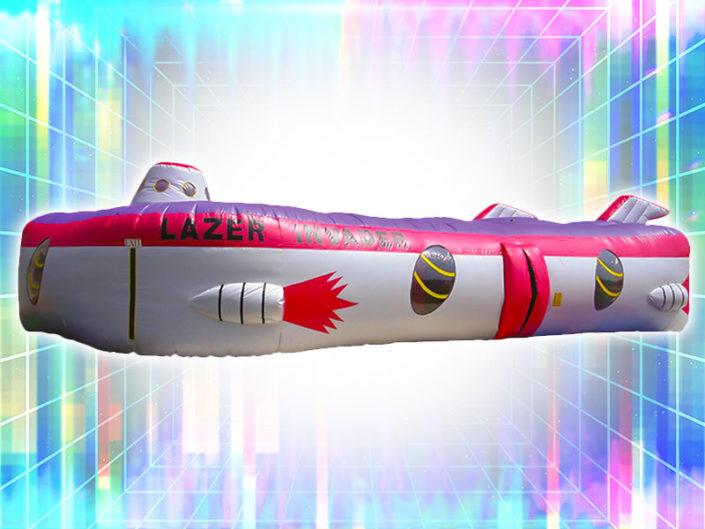 Laser Tag Spaceship ($850)