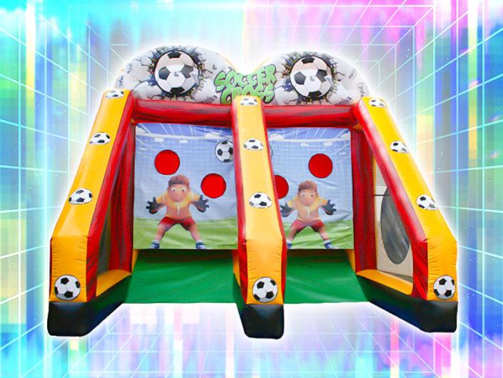 Soccer Cross ($600)